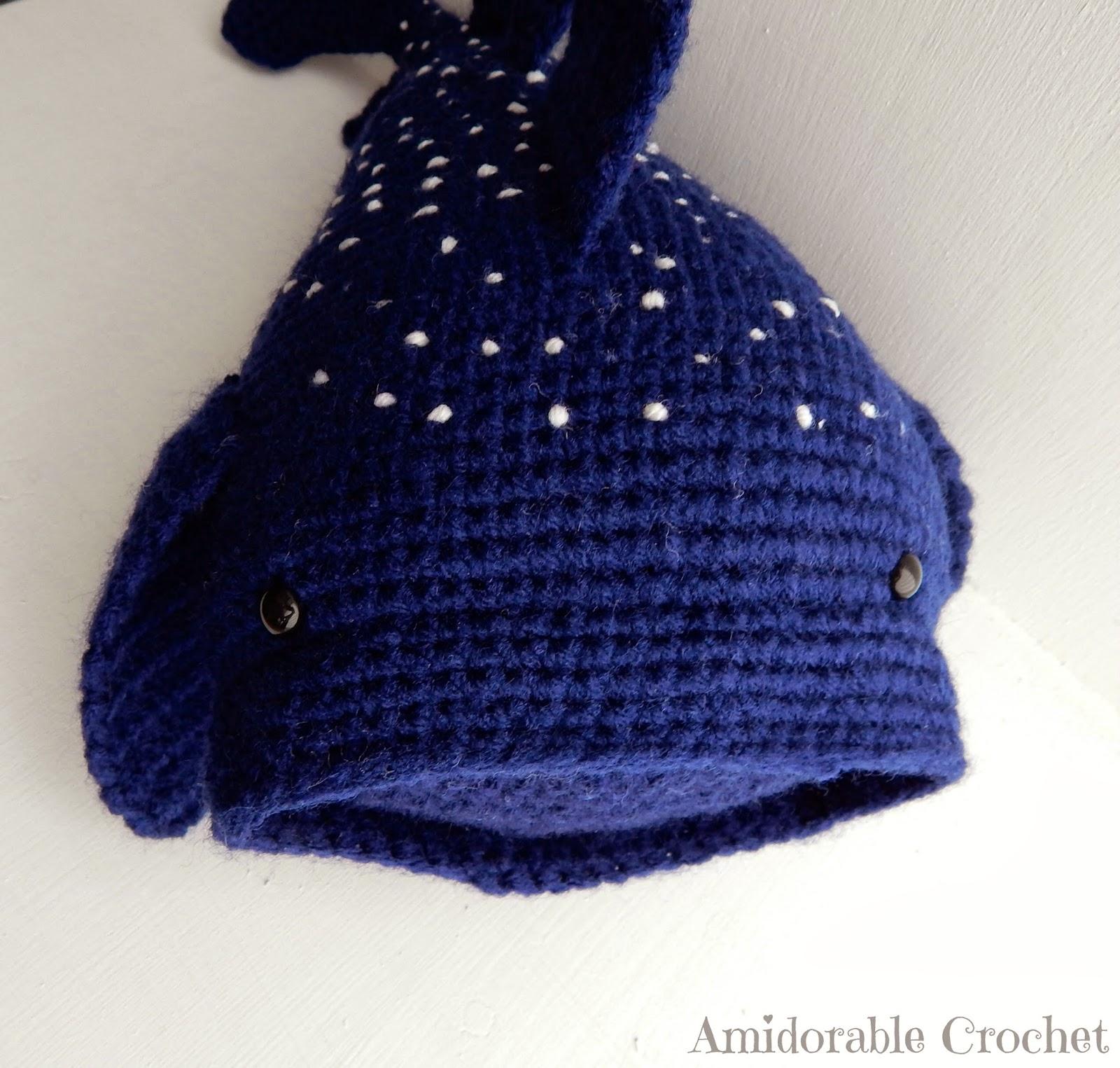 Amazing Amigurumi Shark Crochet Pattern - Crochet News | 1525x1600