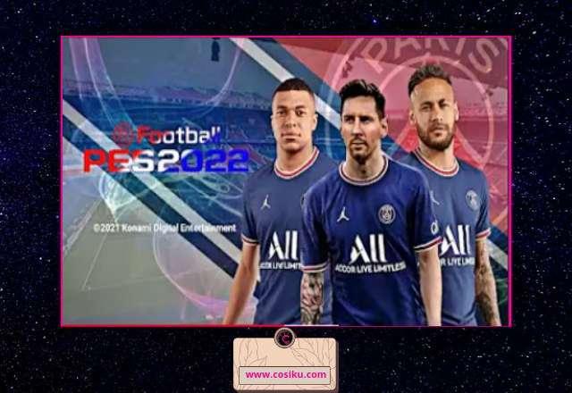 eFOOTBALL PES 2021 PPSSPP NEW UPDATE Fix Bursa Transfer Best Graphics