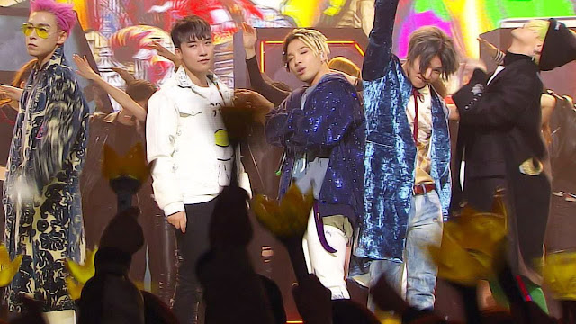 SBS Inkigayo Ep896 170108 - Bigbang