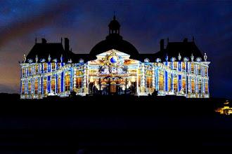 """Ailleurs : Vaux-le-Vicomte en Lumières, """"Fêtes et Fastes"""", un Noël éblouissant au château - Jusqu'au 3 janvier 2021"""