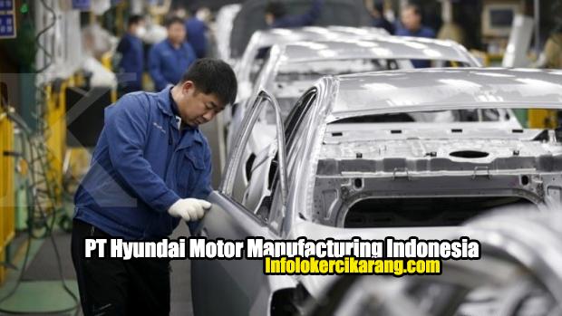 PT Hyundai Motor Manufacturing Indonesia 2020