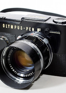 Olympus Pen FT, The Half-Frame SLR, Front Cut