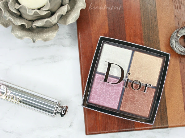 #FrenchFriday : Dior Backstage Glow Face Palette