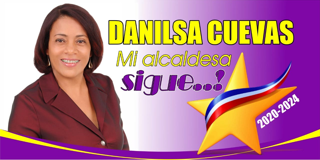DANILSA SIGUE 2020 PLD