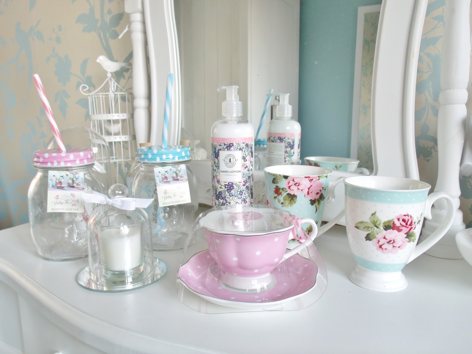 Home Bargains Homeware Haul ♥ | Victoria\'s Vintage Blog