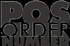 Pos Order Number (PON)