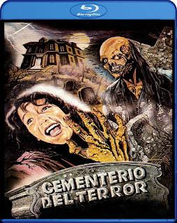 Cementerio del Terror [BD25] *Español Latino