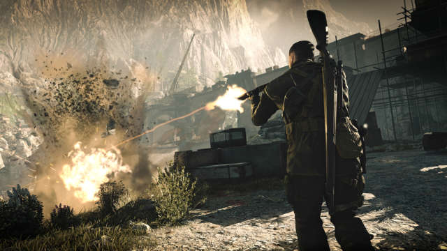 Sniper Elite 4 PC Full Español