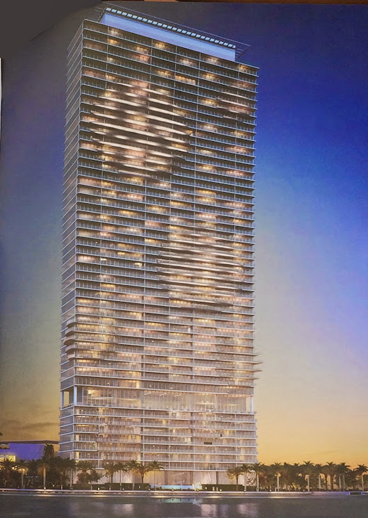NEW PRECONSTRUCTION PROJECT MIAMI - ONE PARAISO
