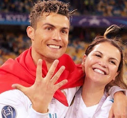 Cristiano Ronaldo's sister attempted to console the Juventus star after he was unable to help complete his side's comeback against Lyon in the Champions League.