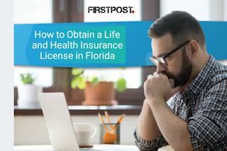 How to Obtain a Life and Health Insurance License in Florida