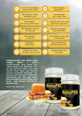 HabsPRO - Produk Asli dari PT. BEST