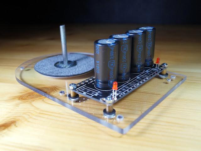 """Сборка БП усилителя """"Кристалл"""" (на микросхеме TDA7294)"""