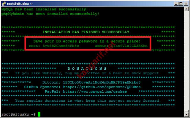 cara install wordpress di ubuntu 20.04