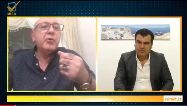 برنامج ضيف و حوار ، مع رئيس حركة الكوردياتي السيد حسن شيخو