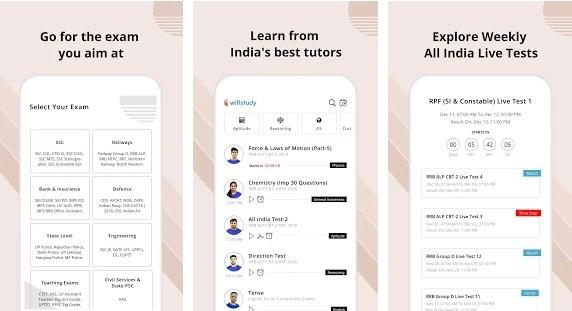 wifistudy app
