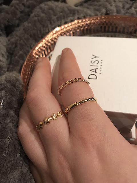 Daisy London Rings