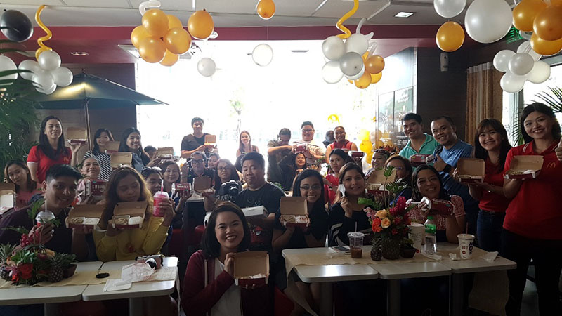 mcdo launches We were all overjoyed when mcdonald's announced they were going to be  rolling out a delivery service across 150 restaurants in 16 uk cities.