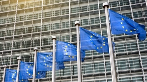 Technology companies' services may be subject to European embargoes