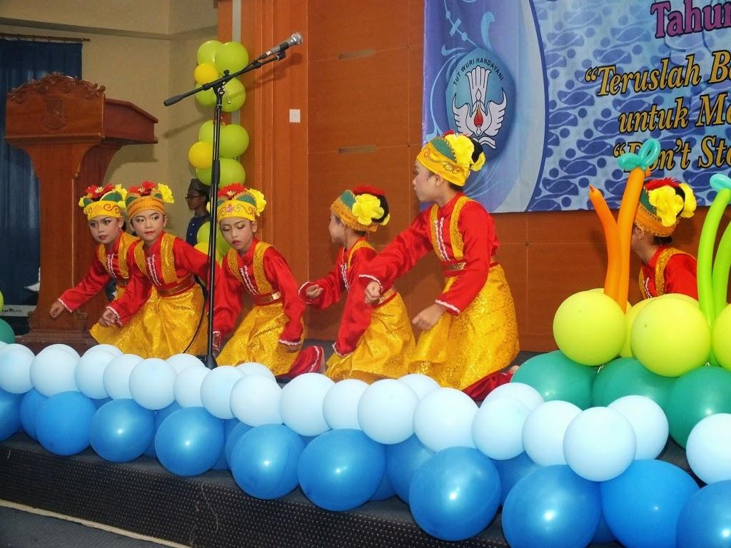 Dekorasi Sederhana Panggung Perpisahan SD Negeri 15 Tangerang