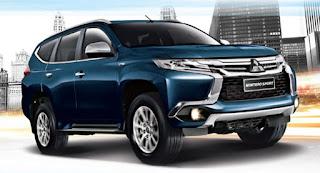 2019 Mitsubishi Montero examen, conception et changements rumeur