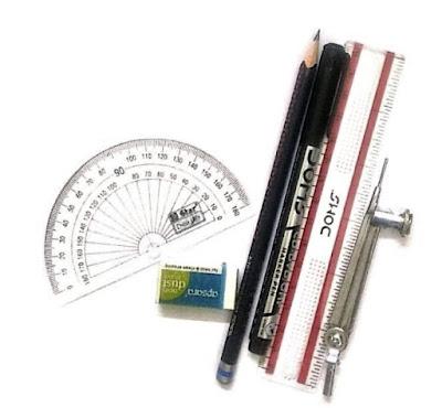 Mandala Art Stationary, pen, pencil