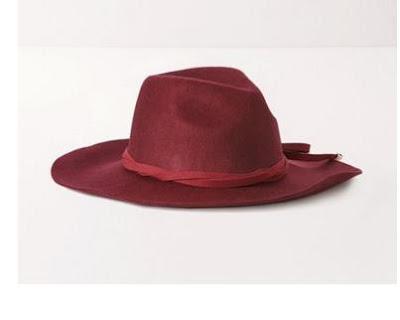 czerwone kapelusze