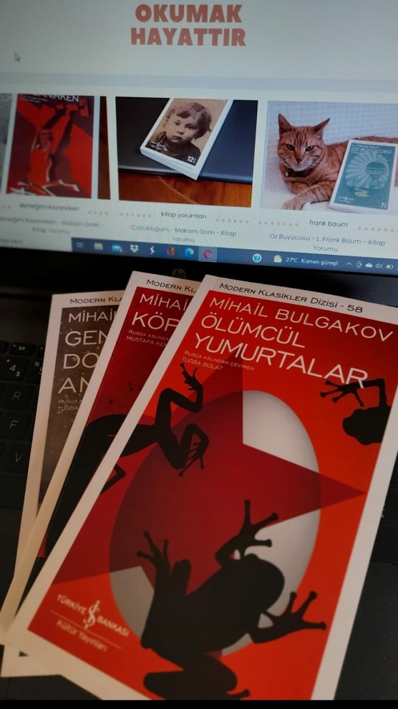 Ölümcül Yumurtalar - Mihail Bulgakov - Kitap Yorumu
