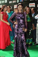 Shilpi Sharma looks Glamorous in Transparent Purple Glittering Gown at IIFA Utsavam Awards 003.JPG