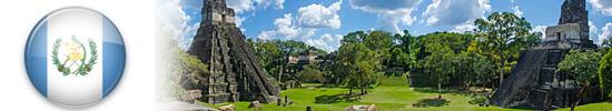 Qual a origem dos nomes dos países das Américas - Guatemala