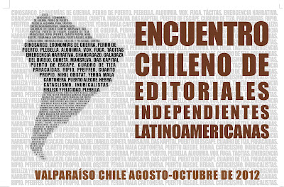 Encuentro chileno de editoriales independientes