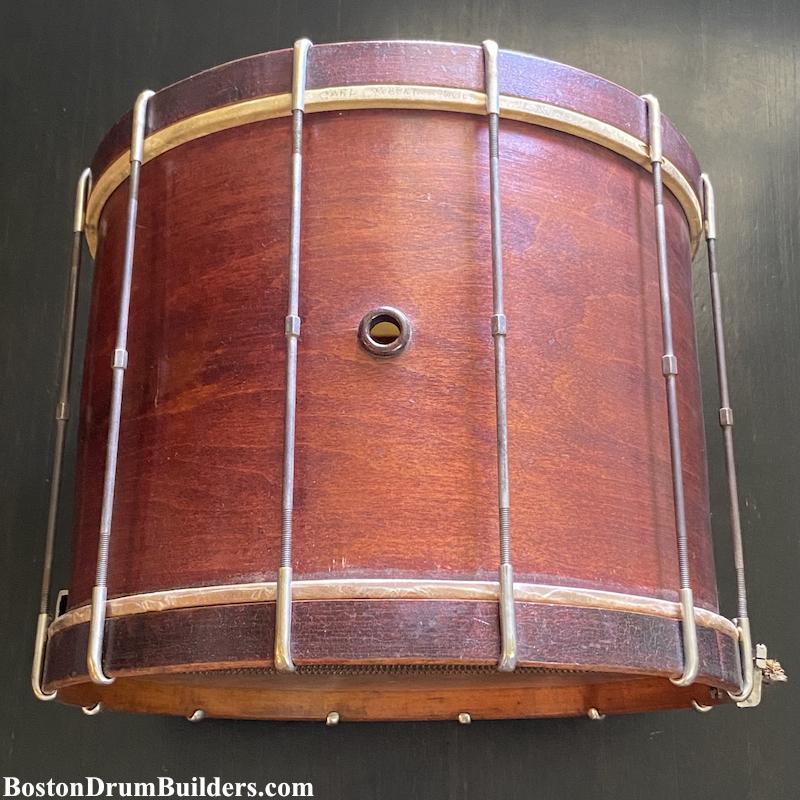 1903 William F. McIntosh Drum
