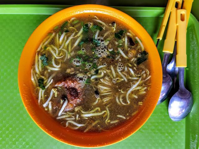 Selamat Datang_Warong_Pak_Sapari_Adam_Road_Food_Centre
