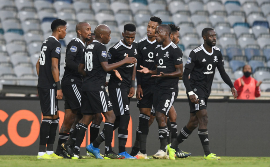Orlando Pirates will aim to secure maximum points while log-leader Masandawana are away on CAF Champions League duty