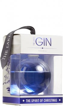 Lakes Gin Bauble
