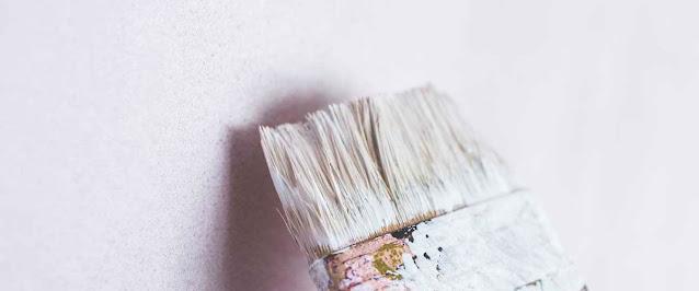 Tipos colores blancos pintura