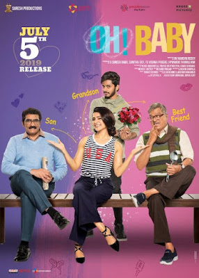 Oh! Baby Movie box office collection, Hit or Flop, Budget, Overseas and Worldwide