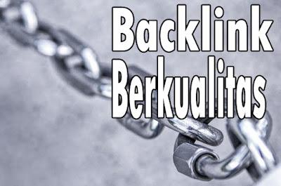 Ciri Ciri Backlink Yang Berkualitas