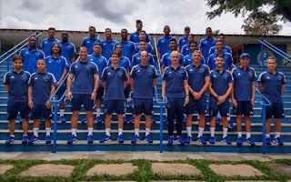 Cruzeiro seguiu viagem para Barueri