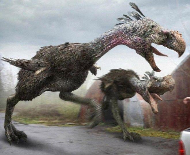 ТОП-10 Ужасных Животных Которые Когда-то Жили На Земле