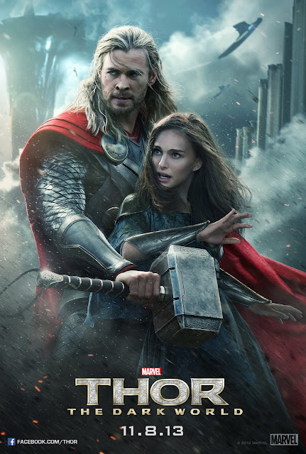 Download Thor : The Dark World (2013) Bluray Subtitle Indonesia MP4 MKV 360p 480p 720p