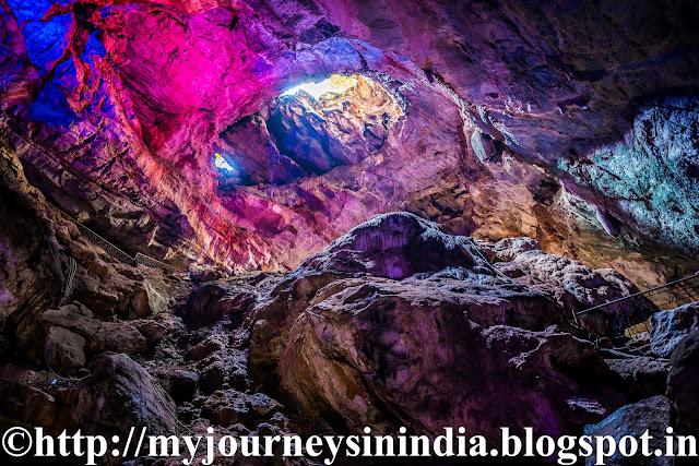 Borra Caves Vishakapatnam