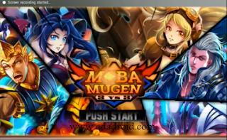 Naruto Senki Mod ML: Moba Mugen V1.5 by Syarifad Terbaru