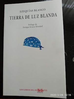 Los libros del Mississipi, Enrique Benicio Huerga, Tierra de luz blanda