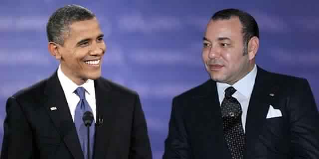 أوباما للملك محمد السادس: ملتزمون سويا بتعميق العلاقات الإستراتيجية التي تجمع بلدينا