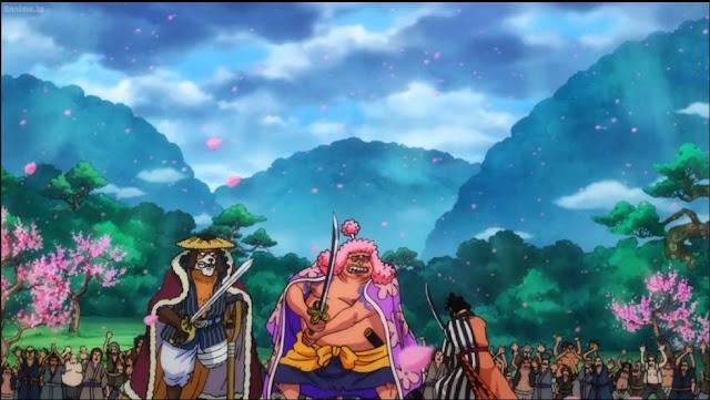 One Piece Episode 950 Subtitle Indonesia