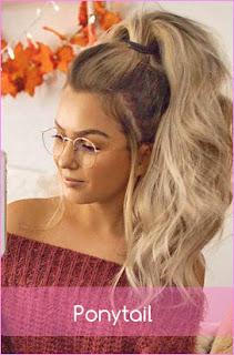 Ponytail Haircut women 2020
