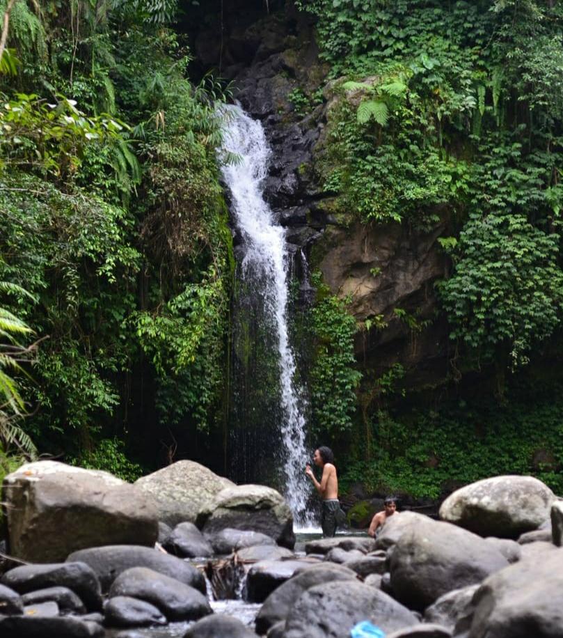 Tibu Sendalem, Air Terjun di Belantara Hutan Sesaot