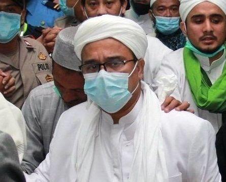 FPI: Habib Rizieq Menolak Diperiksa Kasus Kerumunan Megamendung