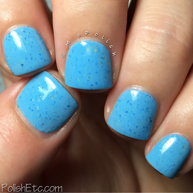 Pahlish - Out of Oz Collection - McPolish - Dorothy Gale